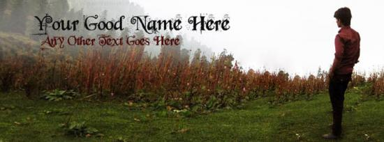 Beyond Wonderland Facebook Cover Photo With Name