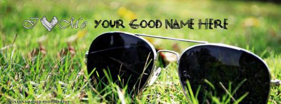 I Love Me Facebook Cover Photo With Name