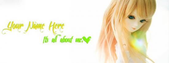 Its all about me Facebook Cover Photo With Name