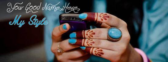My Style Facebook Cover Photo With Name