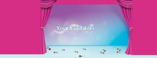 Welcome Facebook Cover Photo With Name