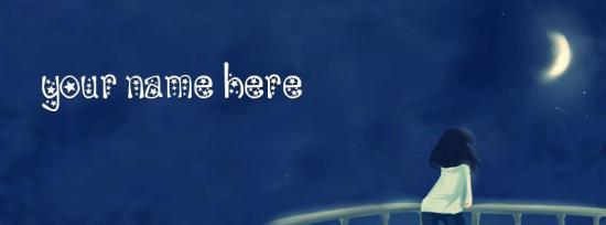 Written in the Stars Facebook Cover Photo With Name