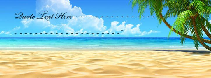 beach quote facebook covers - photo #3