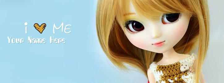 I Love Me Facebook Cover With Name