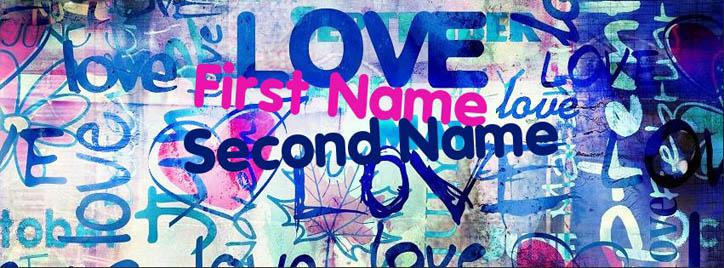 Keep Talking Facebook Cover With Name