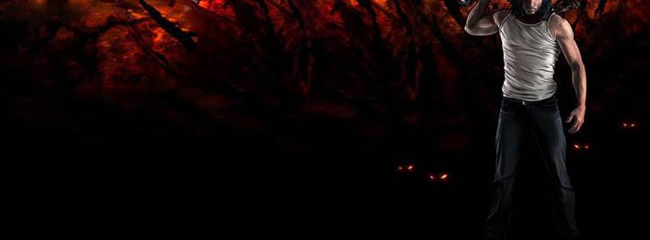 The Devil Facebook Cover With Name