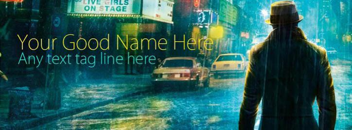 The Watchman Facebook Cover With Name