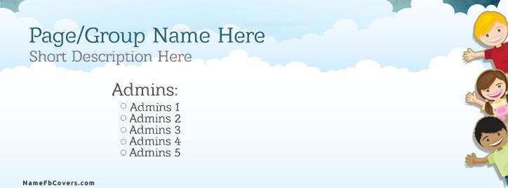 Welcome Friends Facebook Cover With Name