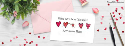 Best Facebook Cover Photo Maker With Your Name FB Cover With Name