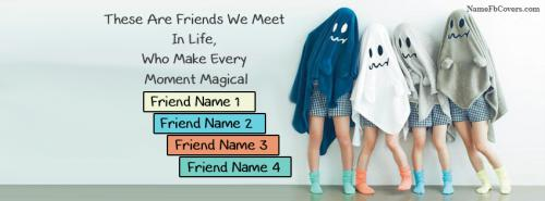Best Friend Pictures And Name On Fb Cover Photos FB Cover With Name