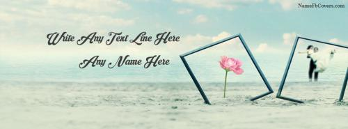 Cool Cover Photos For Facebook Timeline With Name And Quote FB Cover With Name