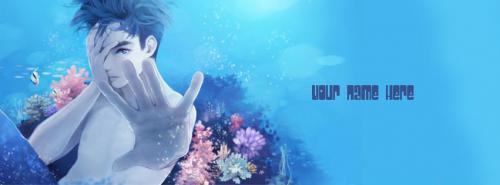 Sea Boy FB Cover With Name