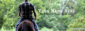 Horse Riding Guy