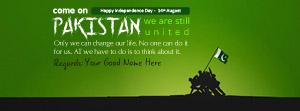 14th August 2014 Pakistan