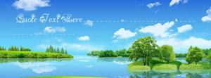 Beautiful Nature Name Facebook Cover