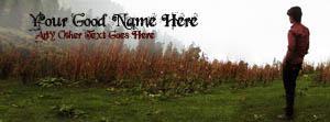 Beyond Wonderland Name Facebook Cover