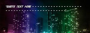 Buildings Night View Name Cover