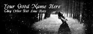 Free Girl Name Facebook Cover