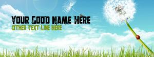 Free Summer Name Cover
