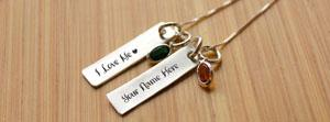 I Love Me Necklace Name Cover