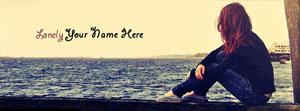 Lonely Girl Name Cover