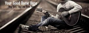Lonely Guitar Boy Name Cover
