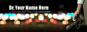 Photographer Male