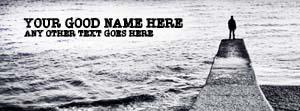 Man and Sea Name Cover