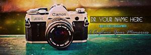 Photographer Name Facebook Cover
