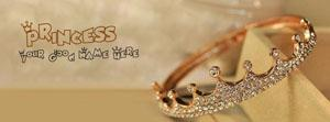 Princess Crown Name Cover