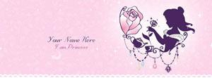 Princess Name Facebook Cover