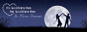 Romantic Night Name Cover
