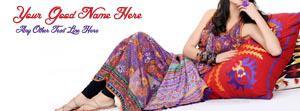 Summer Fashion Name Facebook Cover