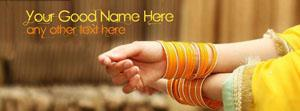 Yellow Orange Bangals Name Cover