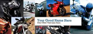 Super Bikes Name Cover