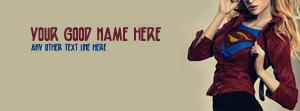 Super Woman Name Cover