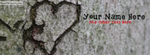 You Broke My Heart Name Facebook Cover Photos