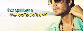 Attitude Boy Facebook Cover Photo For Timeline