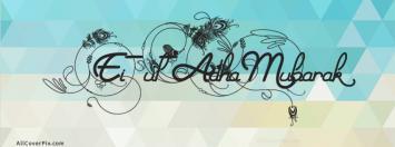 Eid ul Adha Mubarak Facebook Cover