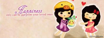 Happiness Facebook Timeline Cover Photos