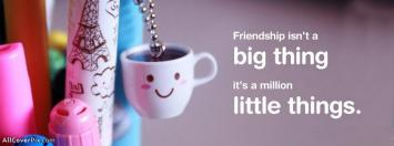 Cover Photo of Friendship