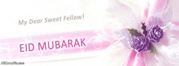 Eid Mubarak Cover Photos For Facebook