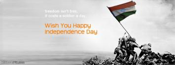 Happy Independence Day 2013 Facebook Timeline Covers Photos