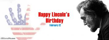 Abraham Lincoln Birthday FB Covers February 12