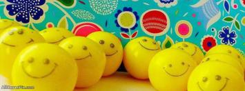 Cute Smiley Facebook Cover