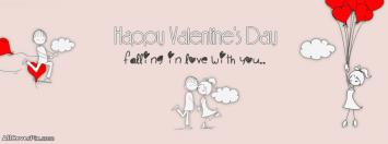 Cute Valentines Day Facebook Covers