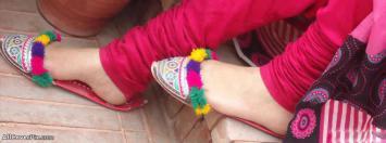 Desi Girl Footwear Facebook Timeline Cover Photos