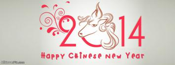 Facebook Covers For Chinese New Year 2014