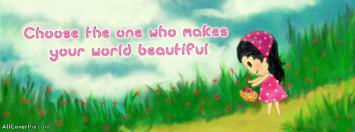 Facebook Cute Quote Cover Photos