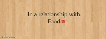 Funny Food Love Facebook Cover